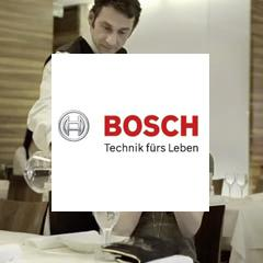 Bosch Hausgeräte GmbH, Spots für Waschmaschine, Kaffeautomat und 125-J.-Jubiläum-Promo